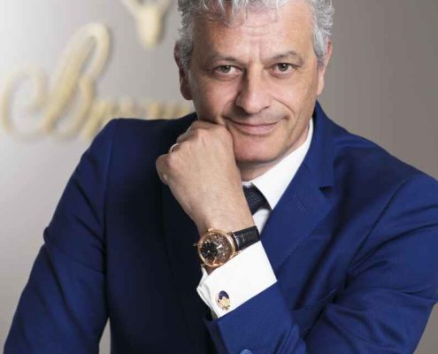 BREGUET ANNOUNCES THE APPOINTMENT OF ITS NEW CEO