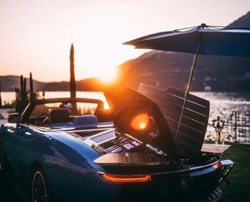 Rolls-Royce's Coachbuilt – masterpiece Boat Tail makes global debut at villa deste